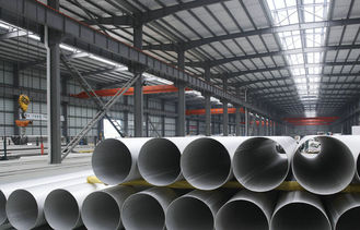 AISI 304 ERW Stainless Steel Pipe 20 Inch , Annealed Stainless Steel Tubing(AISI 304 ERW Stainless Steel Pipe 20 Inch , Annealed Stainless Steel Tubing)