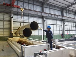 2B Finished Stainless Steel Round Tube , Schedule 10 / Schedule 5 SS Pipe(2B Finished Stainless Steel Round Tube , Schedule 10 / Schedule 5 SS Pipe)