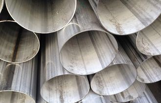 AISI 316 / 316L Welded Stainless Steel Pipe Hot Rolled SS Tube 20mm - 1000mm OD(AISI 316 / 316L Welded Stainless Steel Pipe Hot Rolled SS Tube 20mm - 1000mm OD)